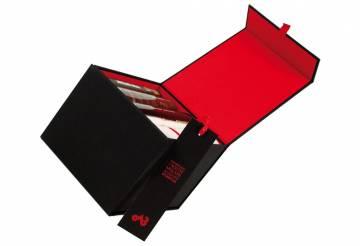Box porta libri con segnalibro