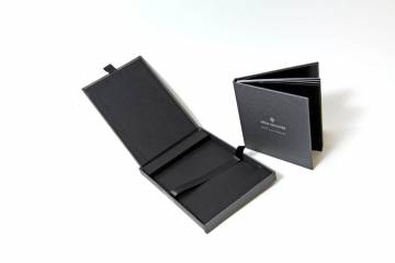 Scatolina porta brochure