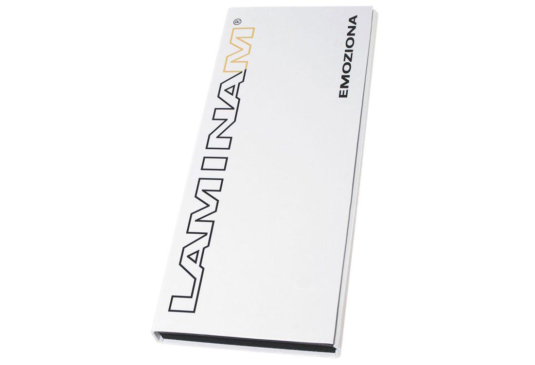 Folder con nicchia in foam Cartesio Fullcard