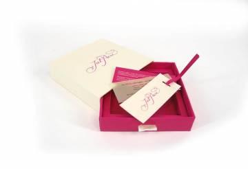 Packaging per accessori con UV lucido spessorato