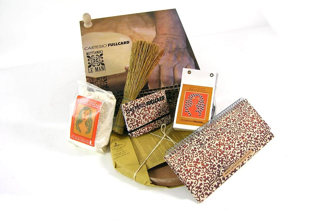 Gadget piadina romagnola Cartesio Fullcard