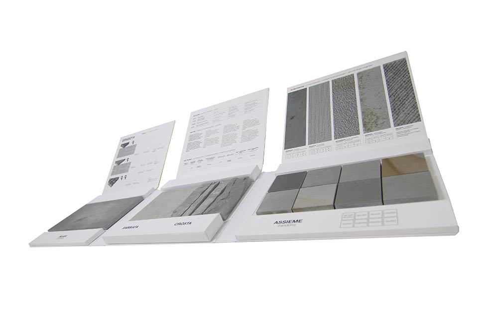 Folder tozzettario Cartesio Fullcard