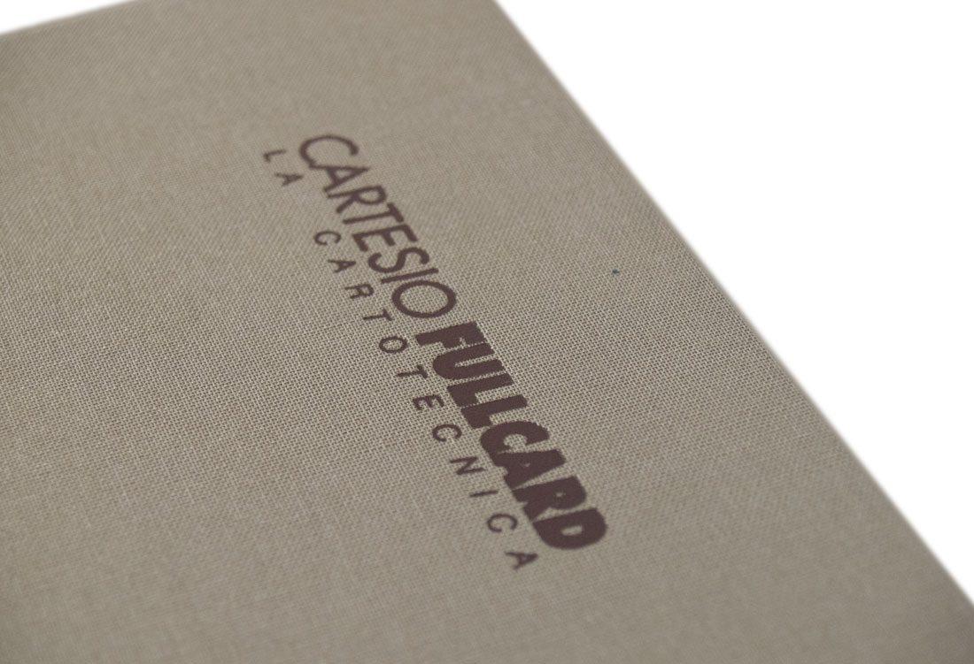 Cofanetto agenda Cartesio Fullcard