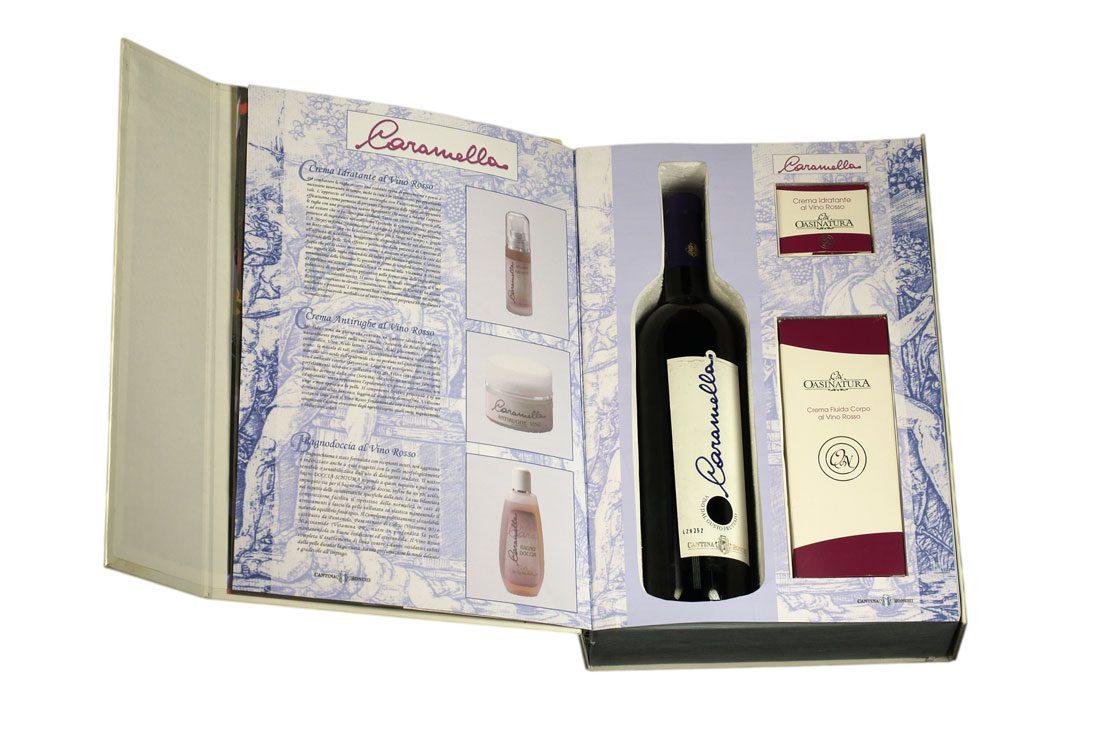 Cofanetto vino Cartesio Fullcard