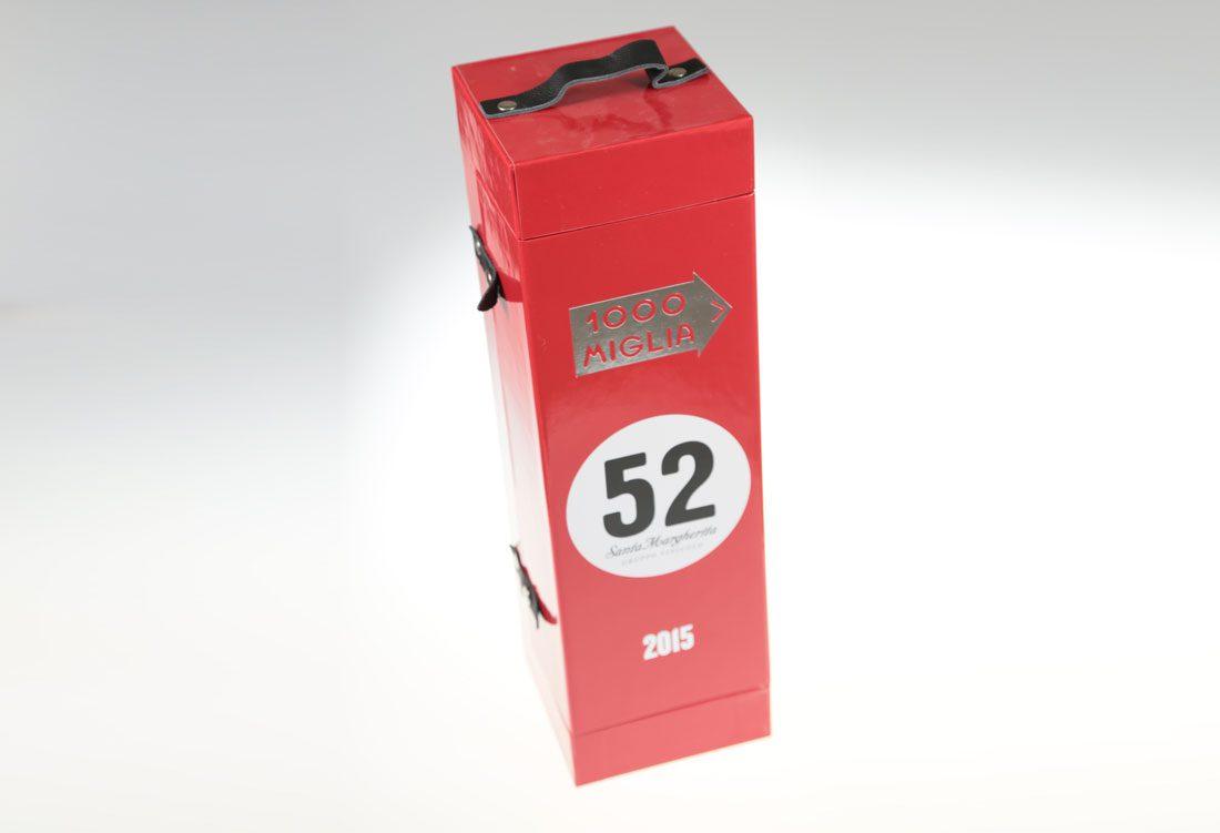 Box porta bottiglia di vino