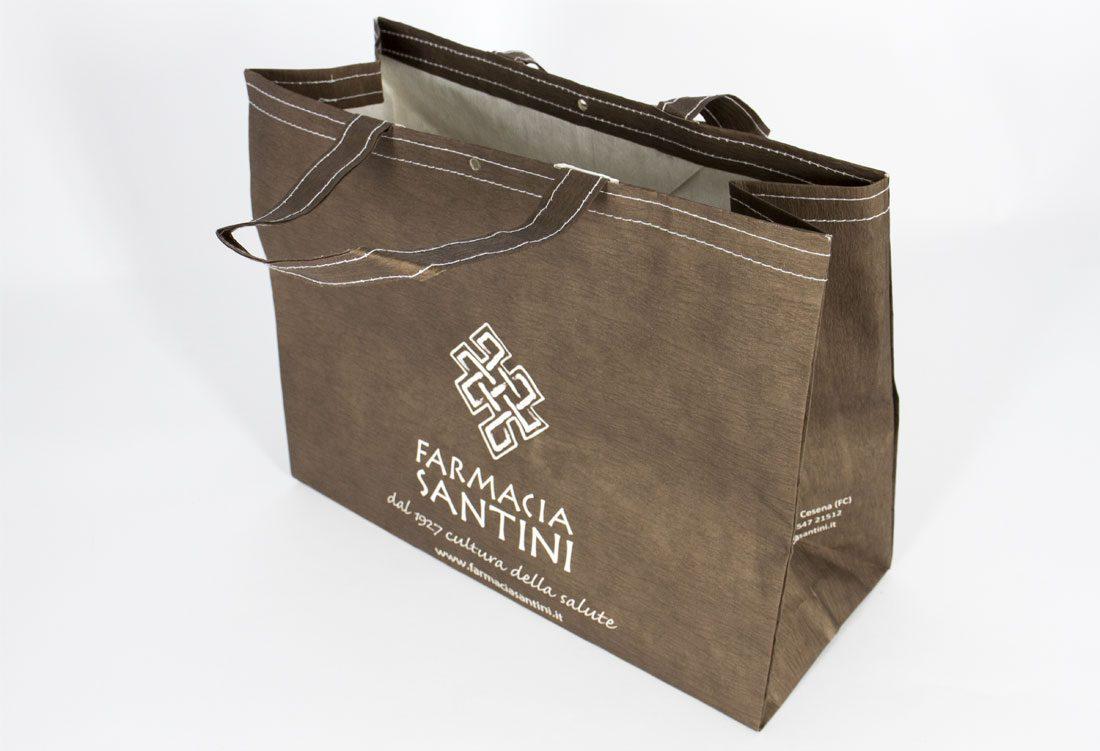 Shopper in carta CORKI Cartesio Fullcard