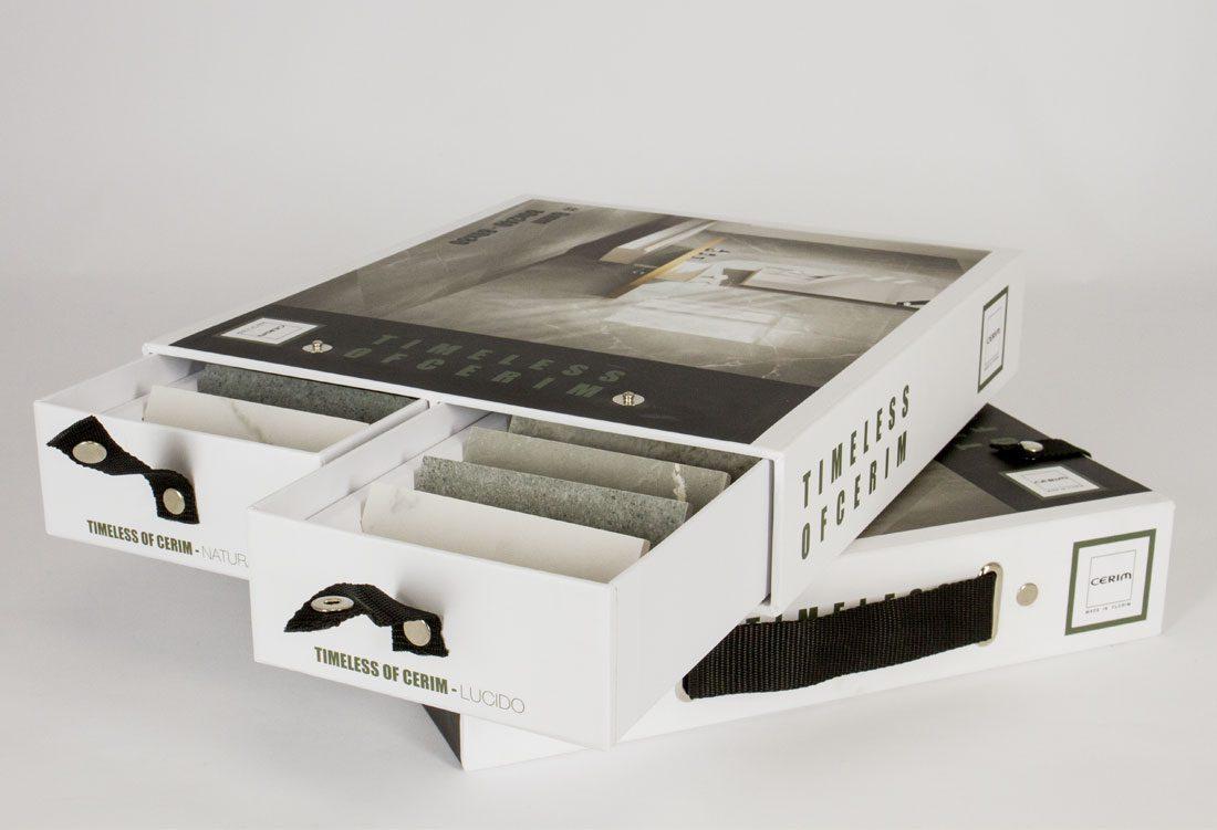 Valigetta con cassetti Cartesio Fullcard
