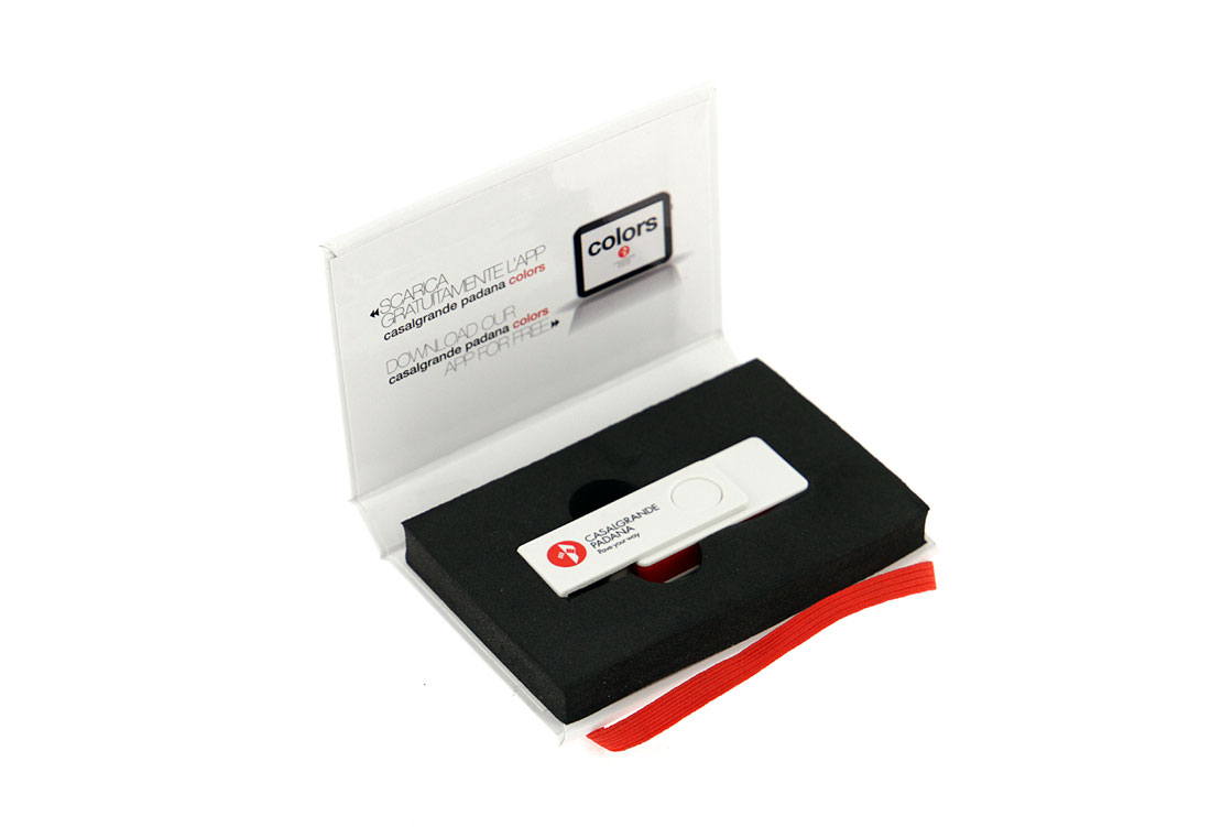 Porta chiavetta USB Cartesio Fullcard
