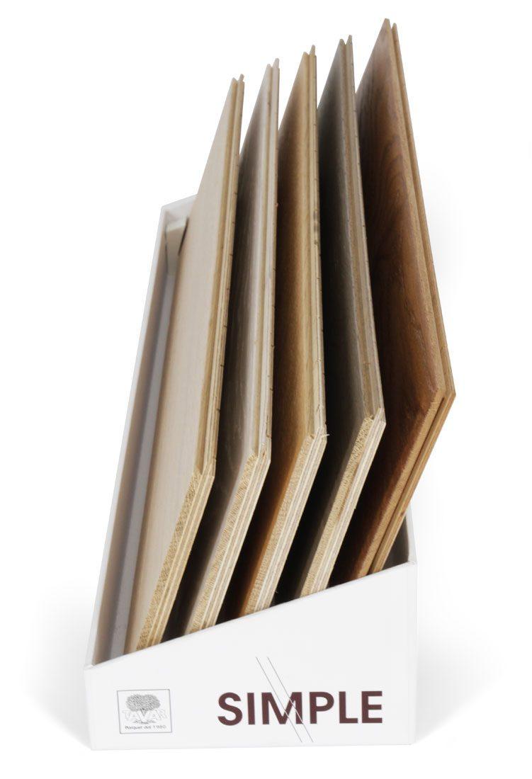 Espositore legni parquet Cartesio Fullcard 4