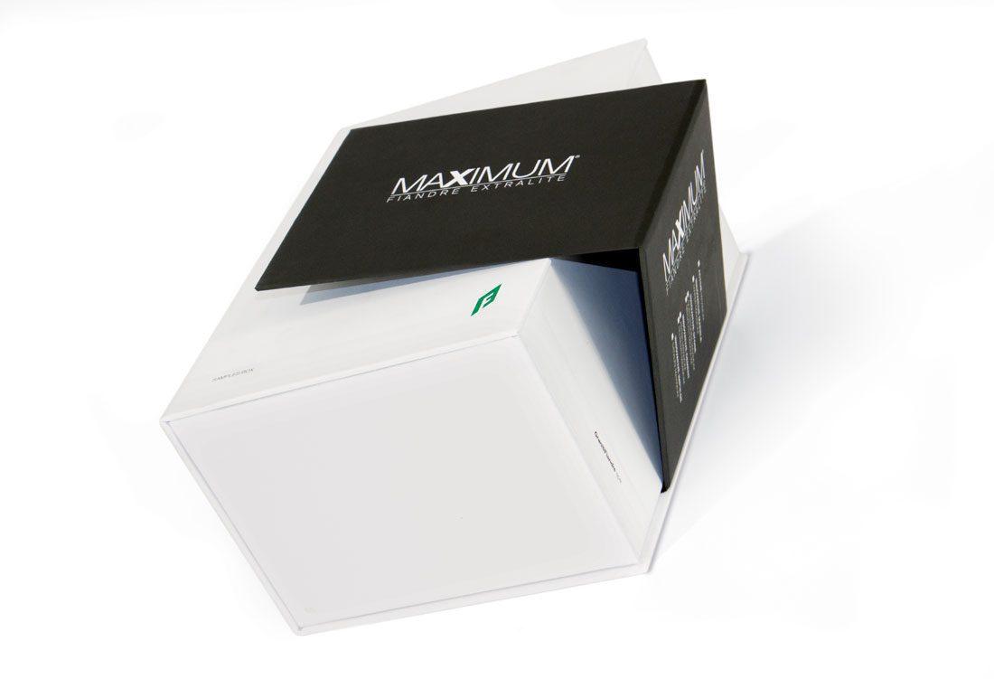 Box porta-tozzetti con fascia snodata