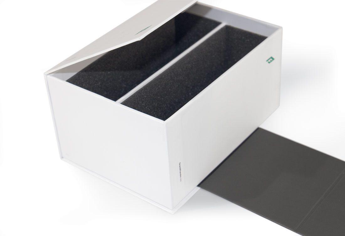 Box con fascia Cartesio Fullcard 3