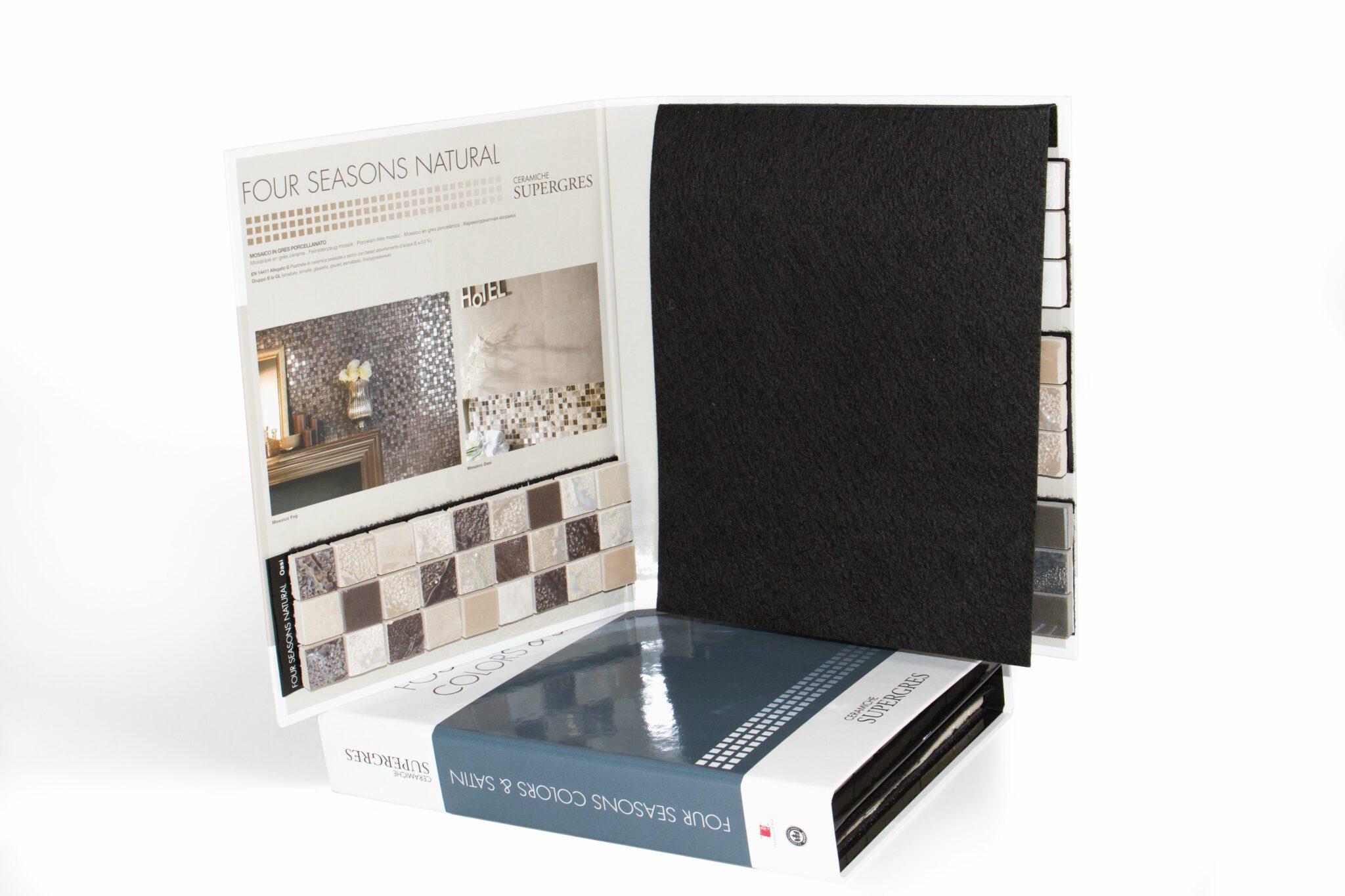 Folder per mosaici