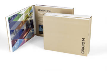Folder con ribaltine cartonate (rigide) e nicchie a copertura