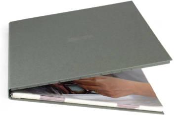 Folder con rivestimento effetto pelle