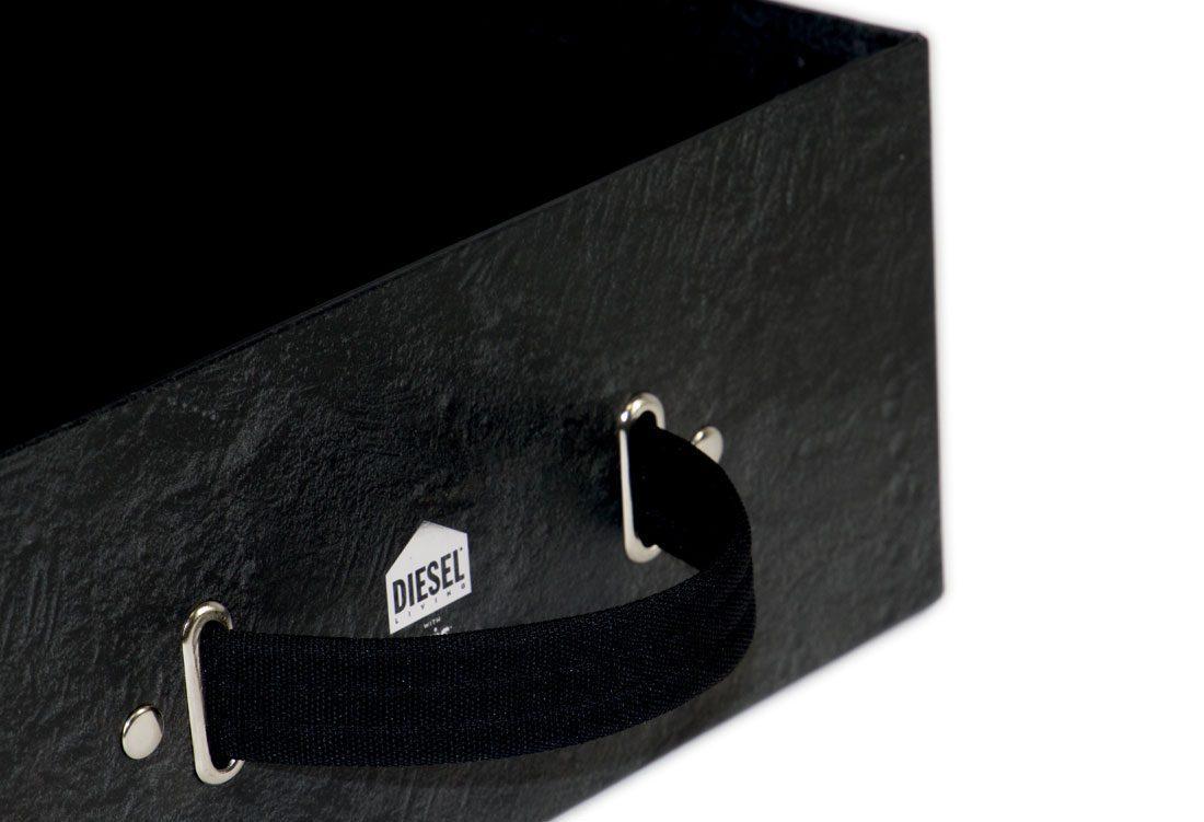 Valigetta con divisori in forex nero fresato