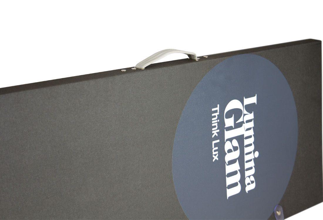 Cartella agenti in tela Cartesio Fullcard 1