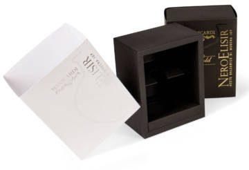 Box per bottiglia di aceto balsamico
