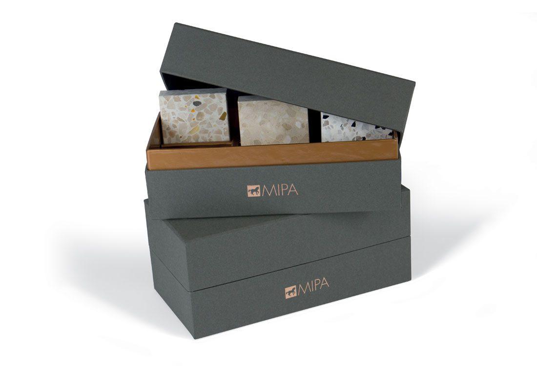 Box con griglia
