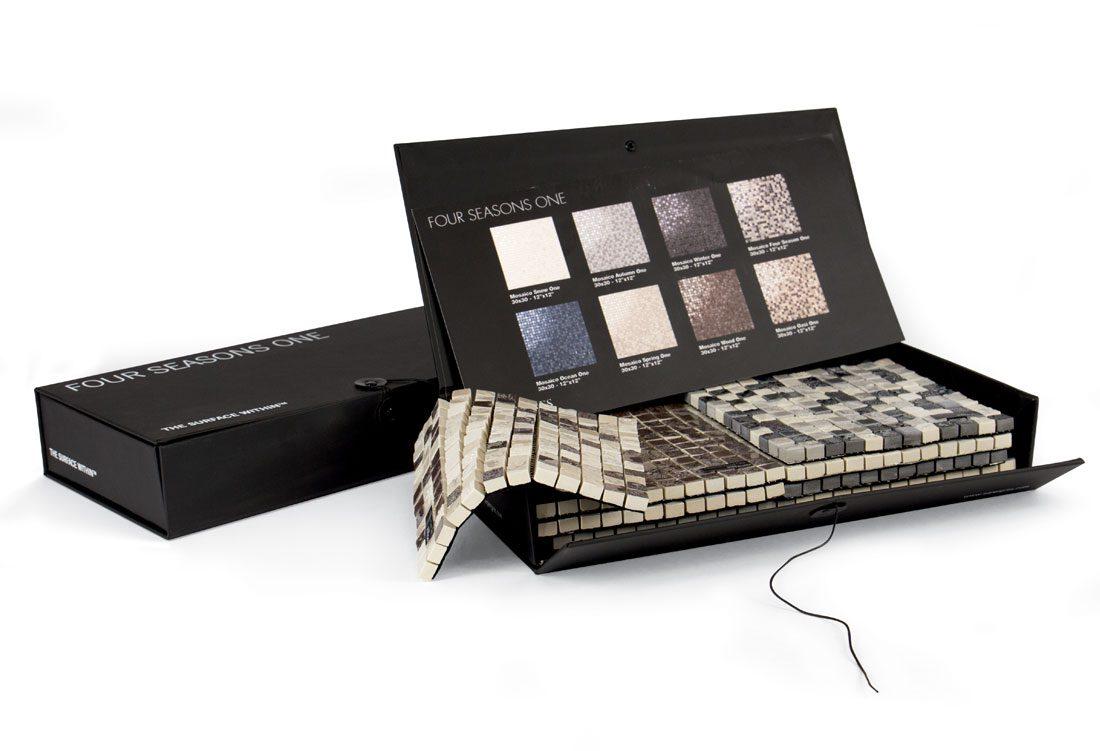 Box per mosaici