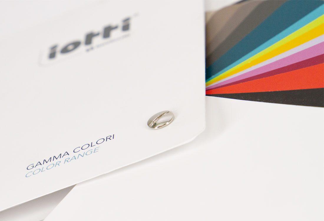 Mazzetta colori metallizzati Cartesio Fullcard 1