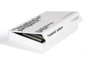 Box for plaster samples