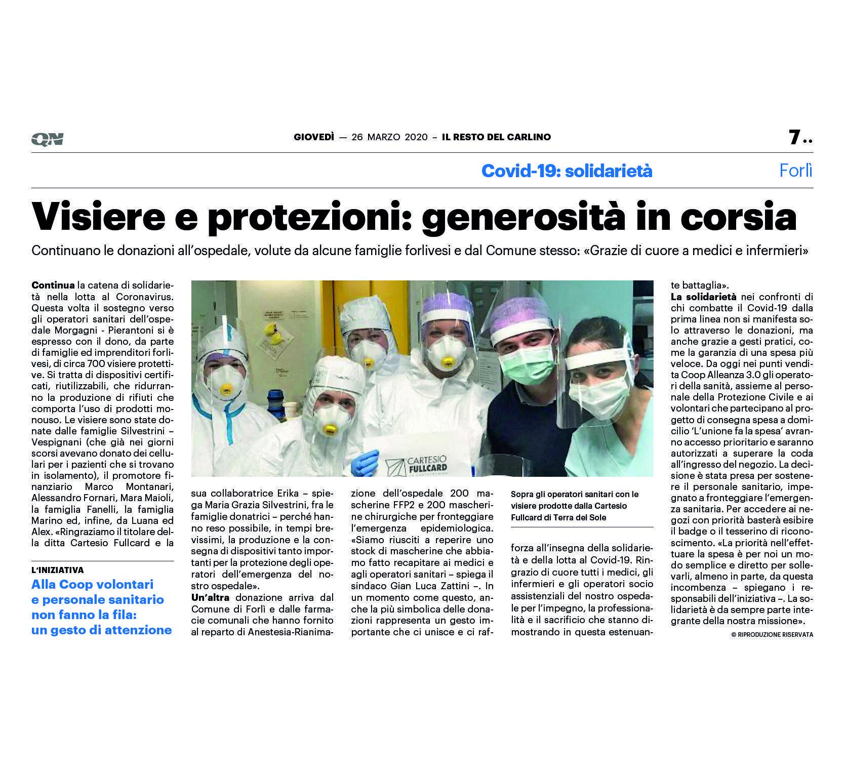 Resto carlino 26-03-2020_CARTESIO FULLCARD